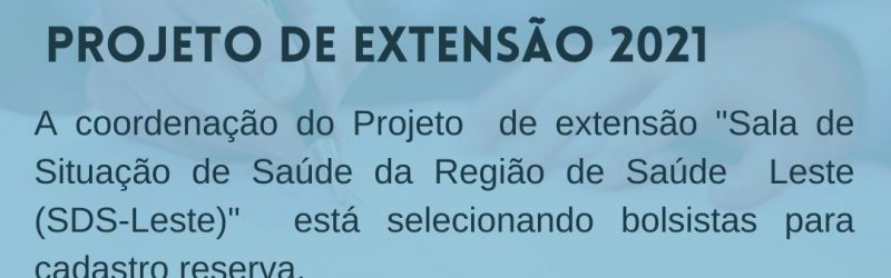 Confira o resultado final da Chamada Pública nº 01/2021